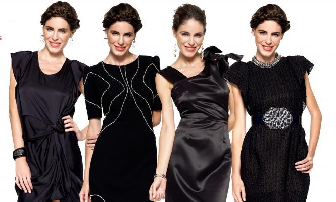 Vestidos little black dress la mas mona
