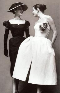 New Look de Dior de los años 40