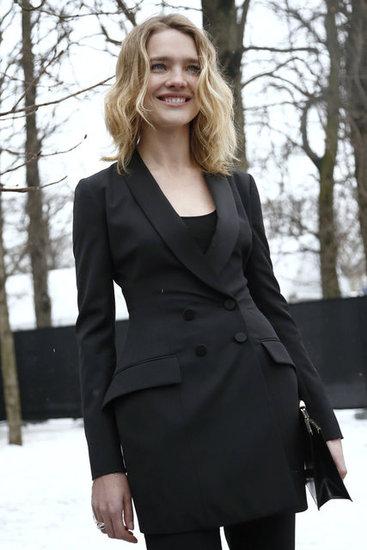 Natalia Vodianova en desfiles de alta costura ss13