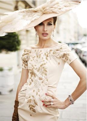 Vestido madrina Dior
