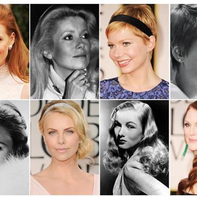 la belleza de nuestras famosas