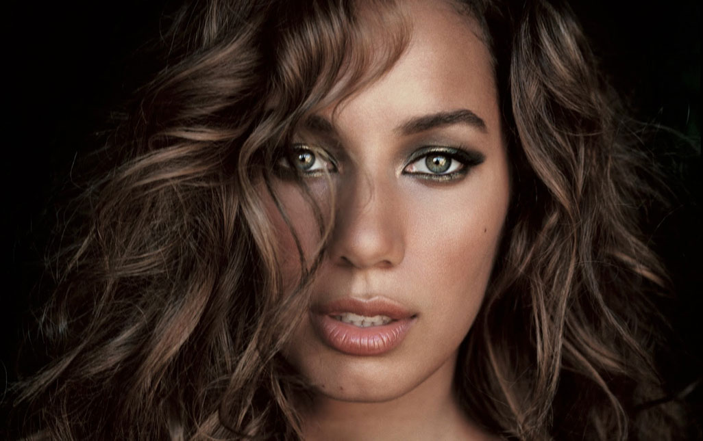 Leona Lewis y The Body Shop