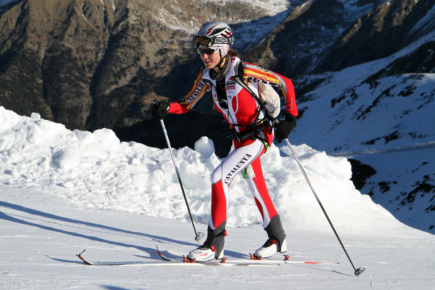 deportes como ski o alpinismo