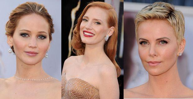 maquillaje peluqueria oscar 2013