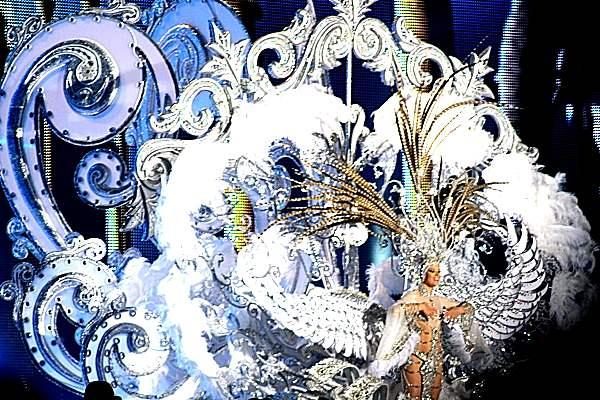 reina del carnaval de santa cruz de tenerife