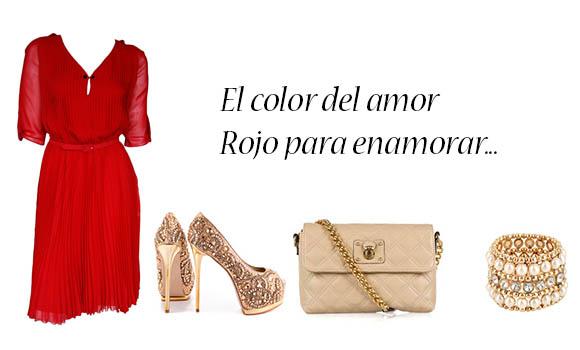 Vestido rojo Hoss Intropía