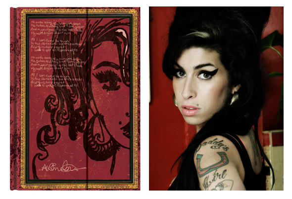 La libreta de Ami Winehouse