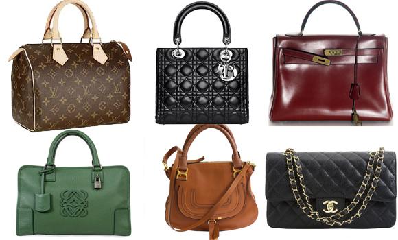 los bolsos más clasicos