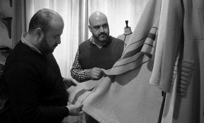 Armiche y Javier; Nihil Obstat