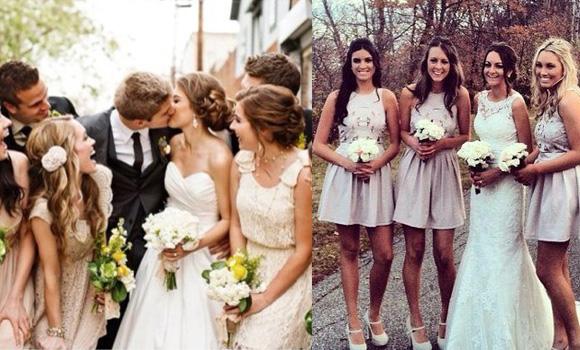 10a96f8e0e ¿Cómo elegir el vestido de las damas de honor  3