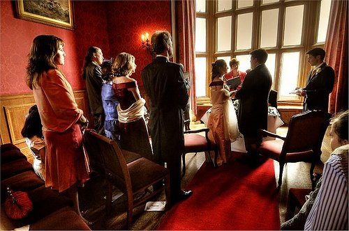 protocolo de boda civil | blog la más mona