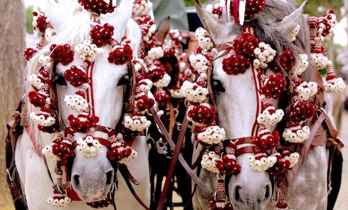 caballos feria abril