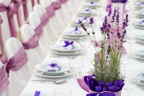 protocolo en el banquete de boda