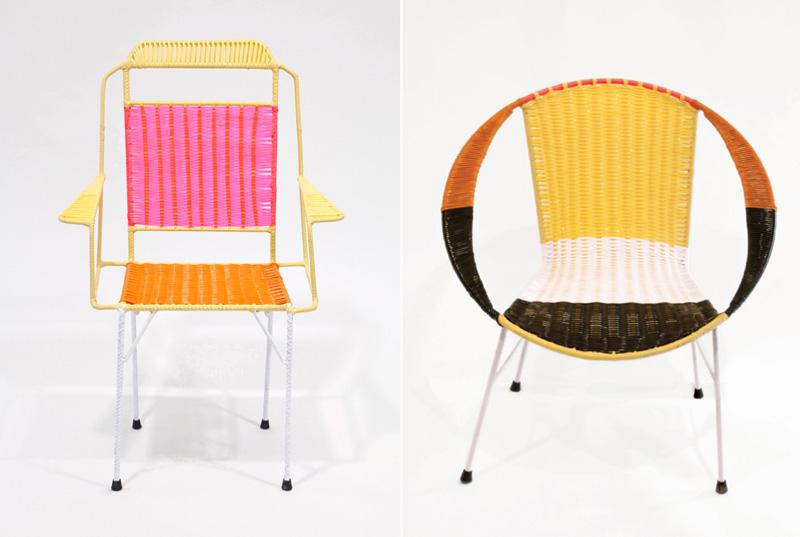 100 sillas de Marni