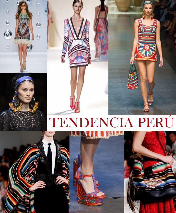 Moda peruana para el verano
