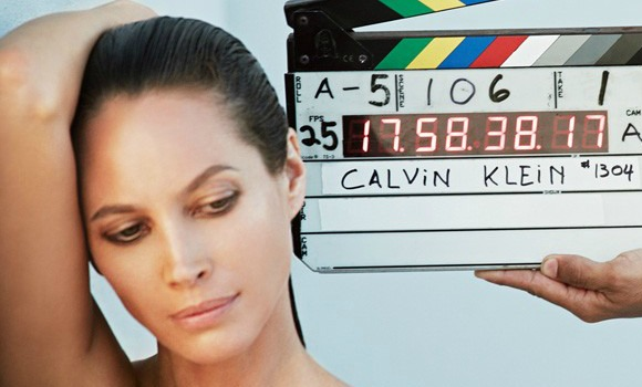 Christy Turlington: nueva cara de Calvin Klein
