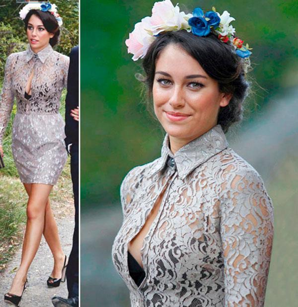 Los mejores trajes de invitada de las celebrities