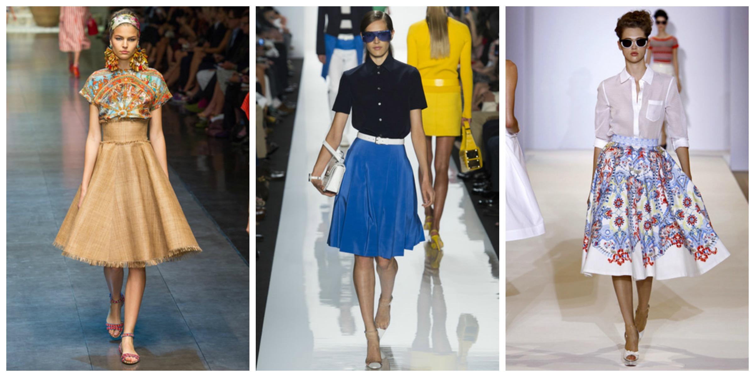 Midi: el corte más fashion