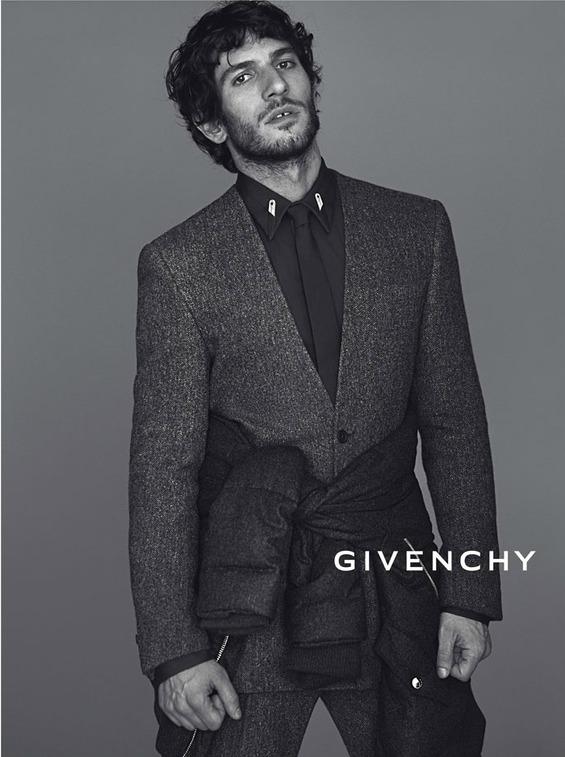 Quim Gutiérrez: nuevo chico Givenchy