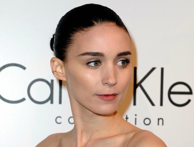 Rooney Mara love Calvin Klein