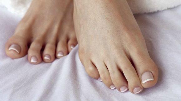 cuidados de la pies