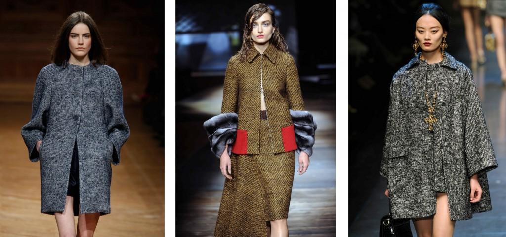 Tejidos en tweed