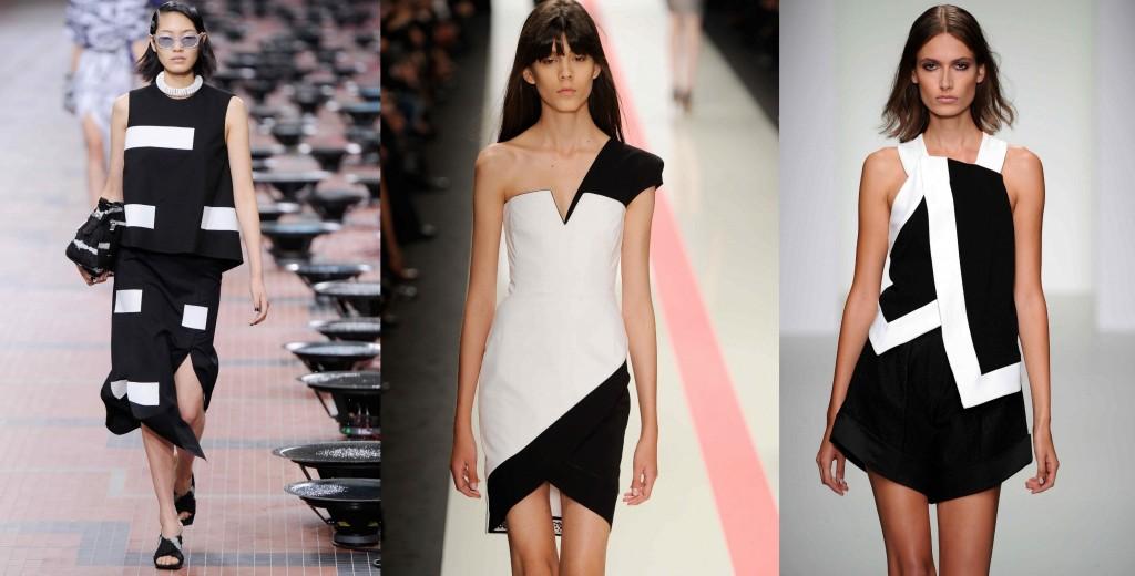 El Binomio Black & White ideal para esta primavera