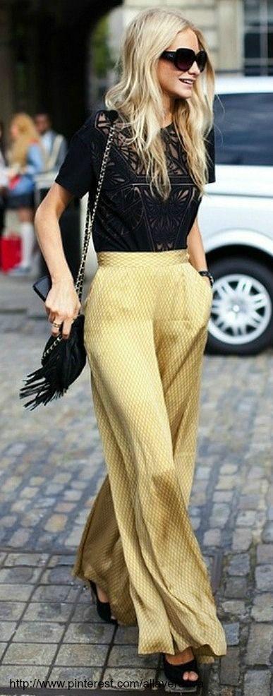 2. pantalón Palazzo_La Más Mona_alquiler vestidos