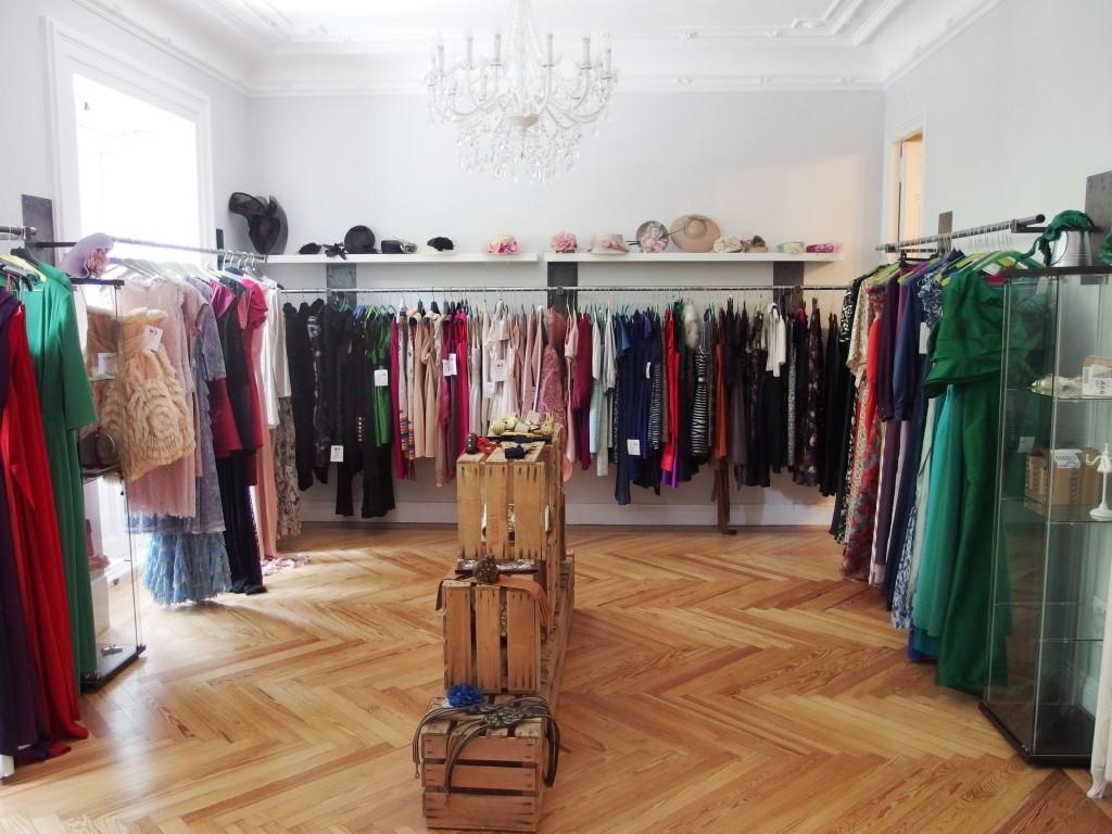 showroom la mas mona en Madrid