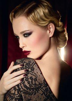 maquillaje para invitadas_la mas mona_alquilar vestidos