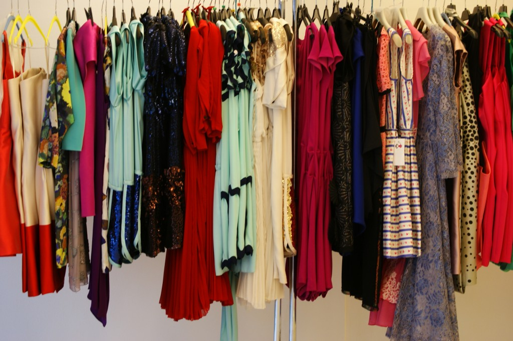 alquilar vestidos pop up store madrid