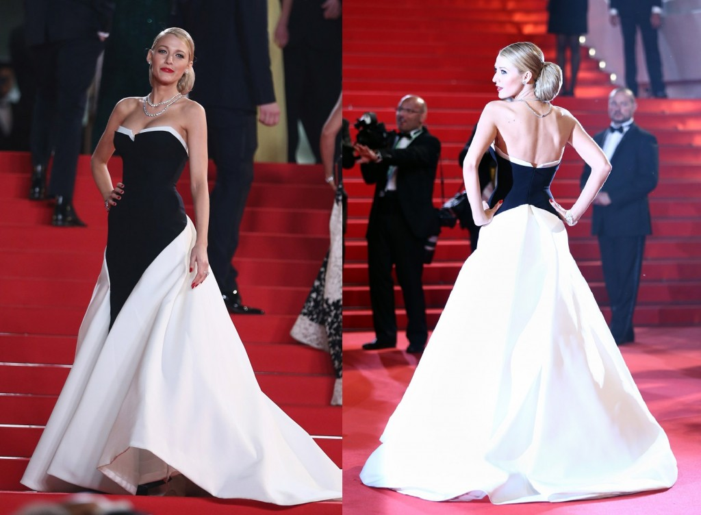 Blake Lively gala cannes 2014