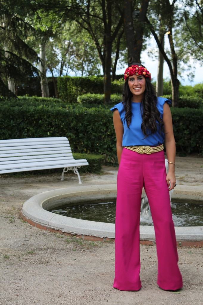 pantalon y top panambi