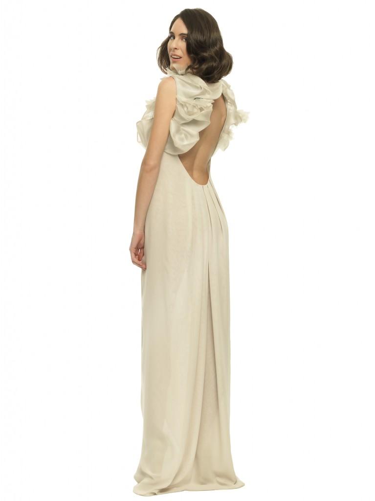 Vestido largo Amaya Arzuaga