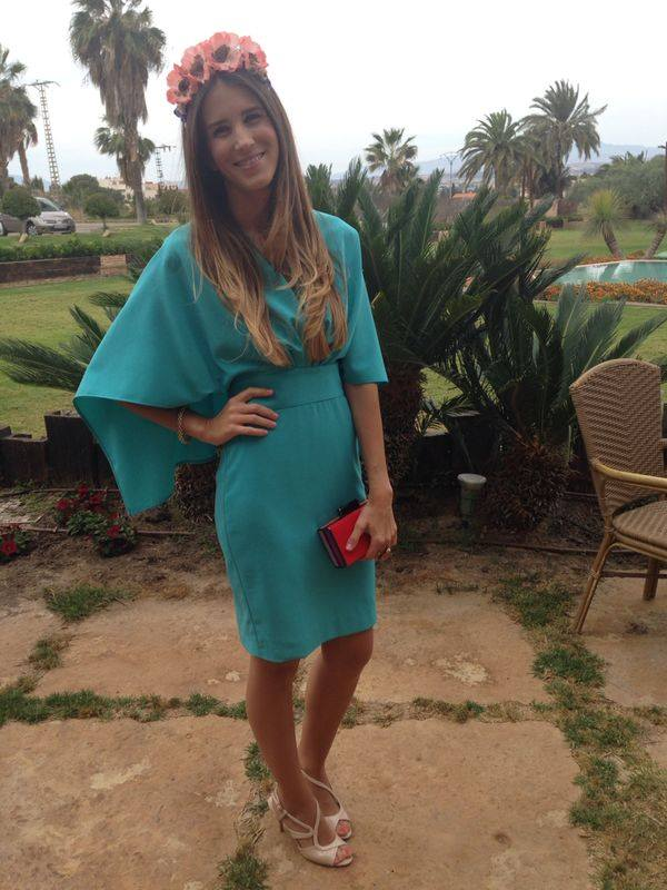 Vestido Tatiana Mint de Panambi para La Mas Mona
