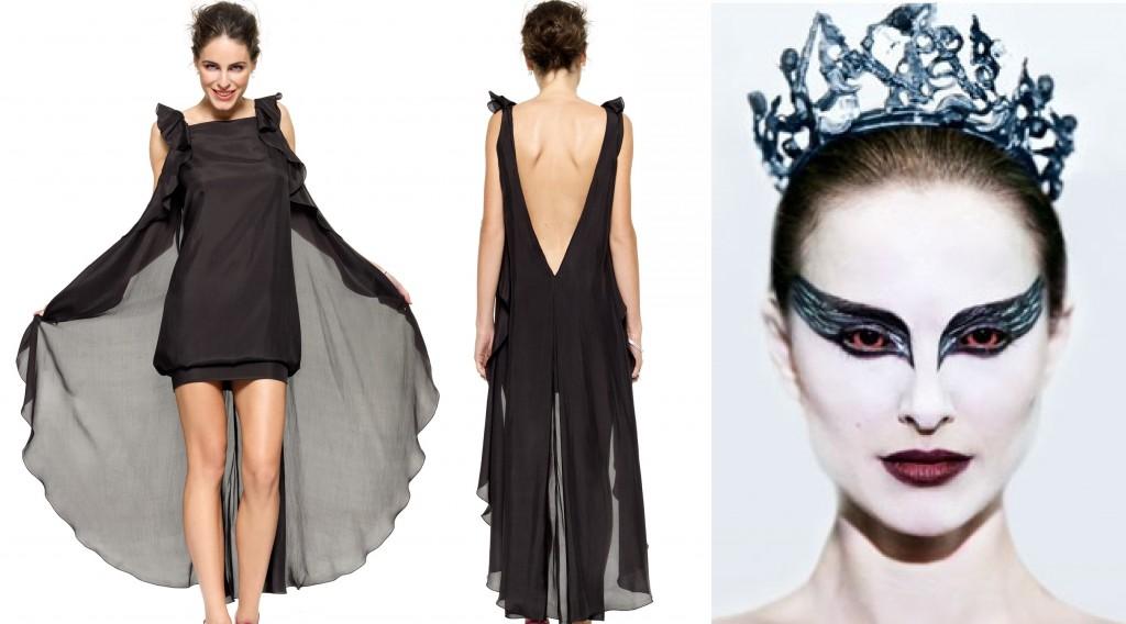 disfraz black swan
