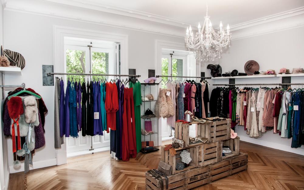 showroom alquiler de vestidos en madrid