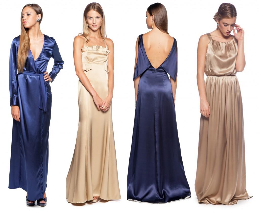 vestidos largos para noche vieja