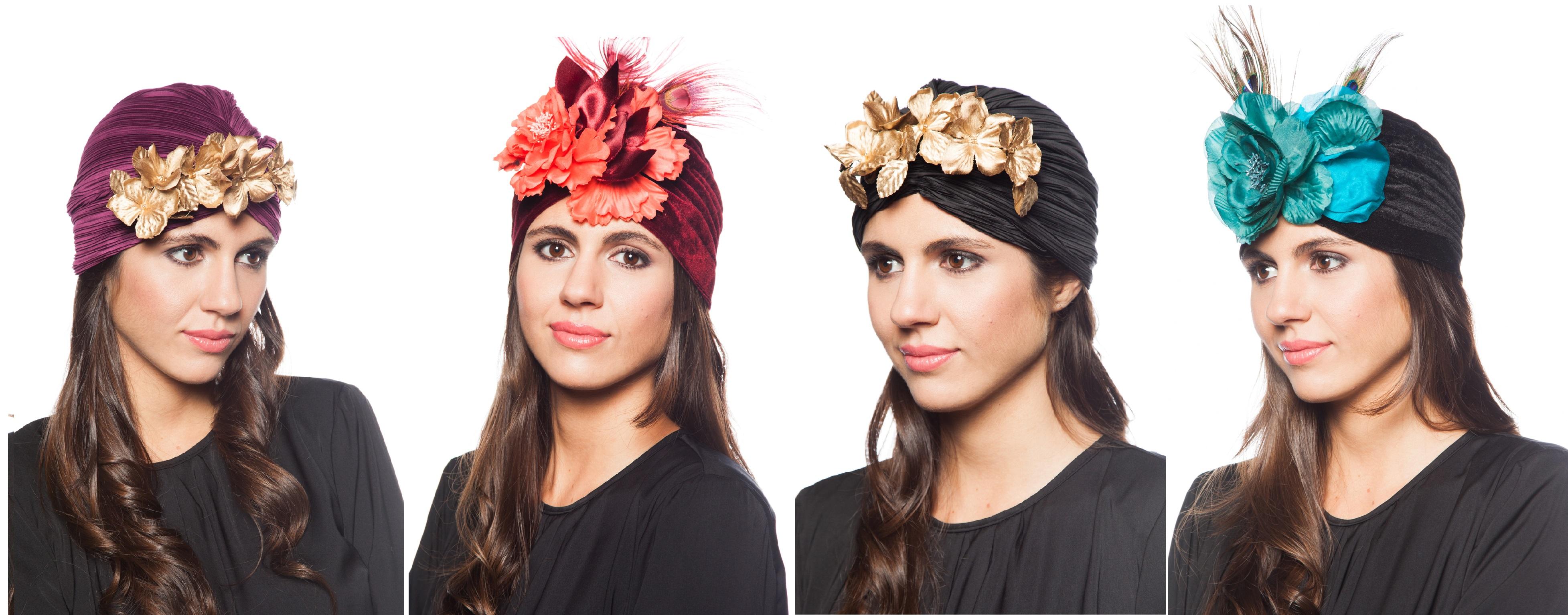 turbantes deja que la moda se te suba la cabeza Blog La ms mona