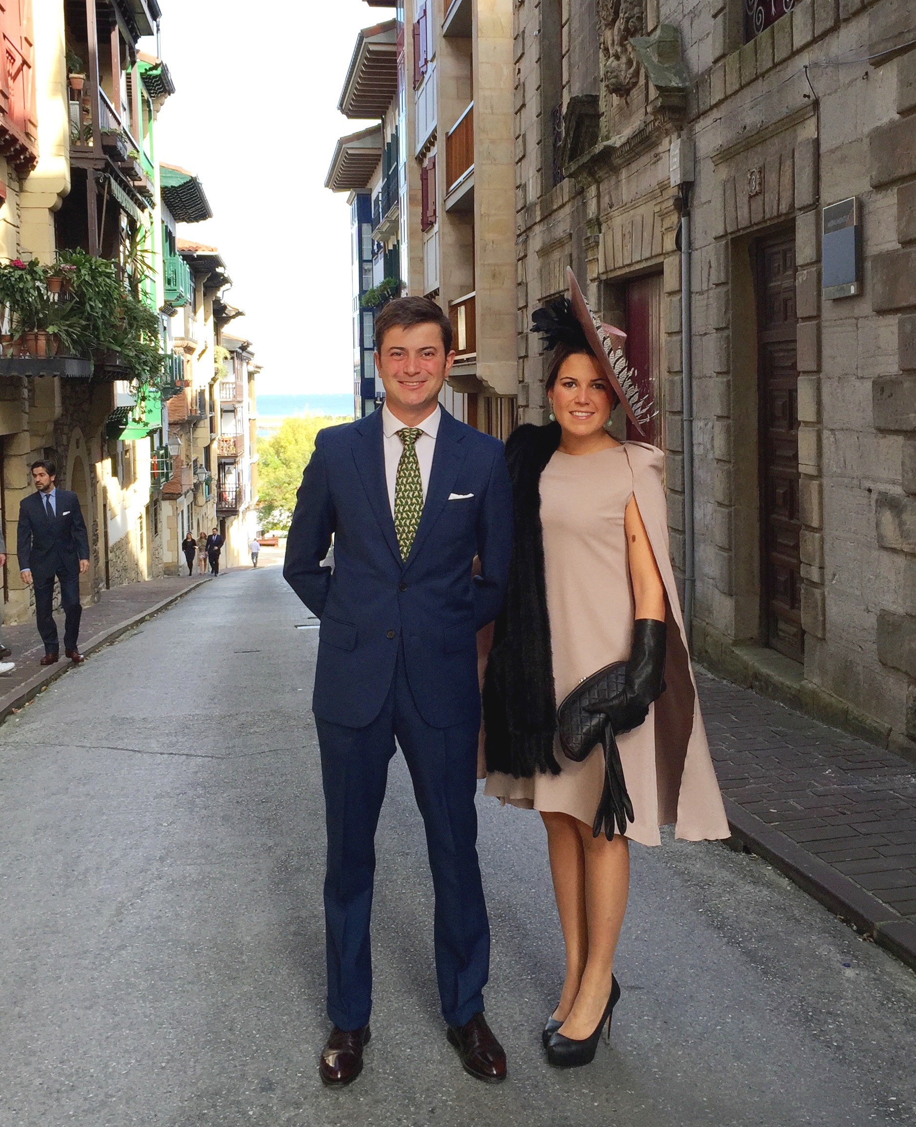 Vestidos invitada boda invierno 2016