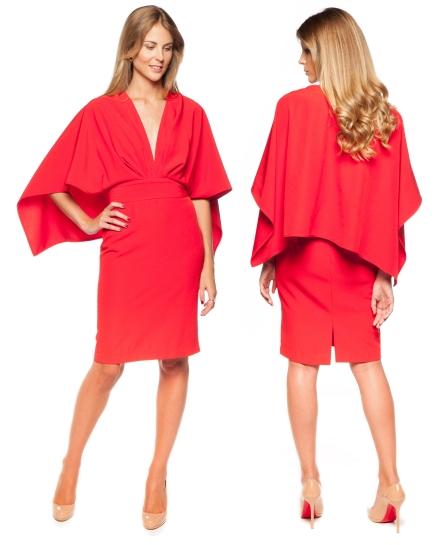 Vestido tatiana red