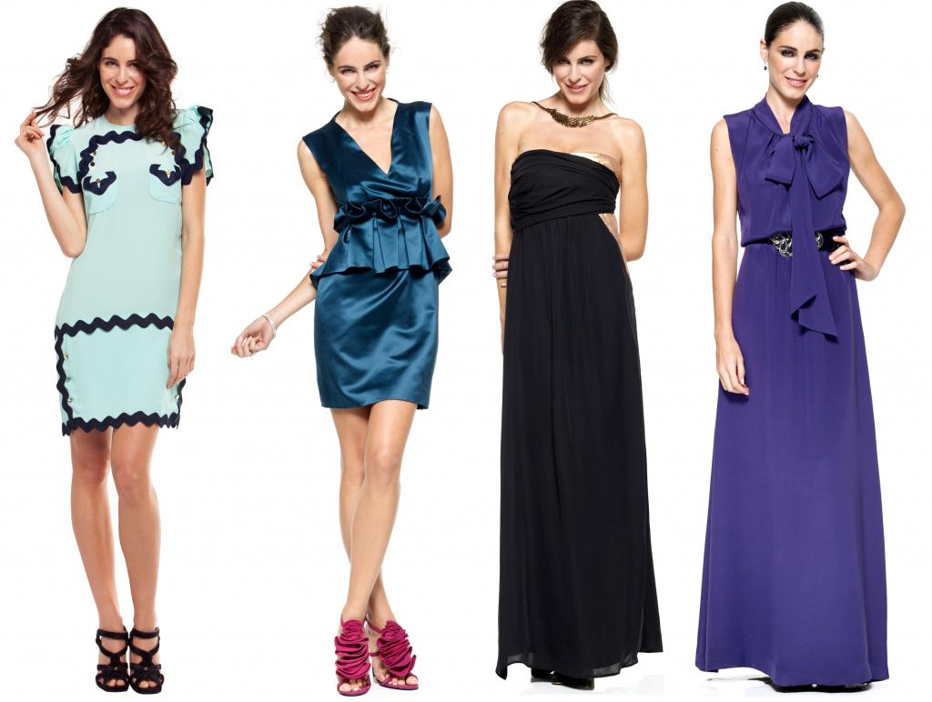 outlet vestidos de fiesta