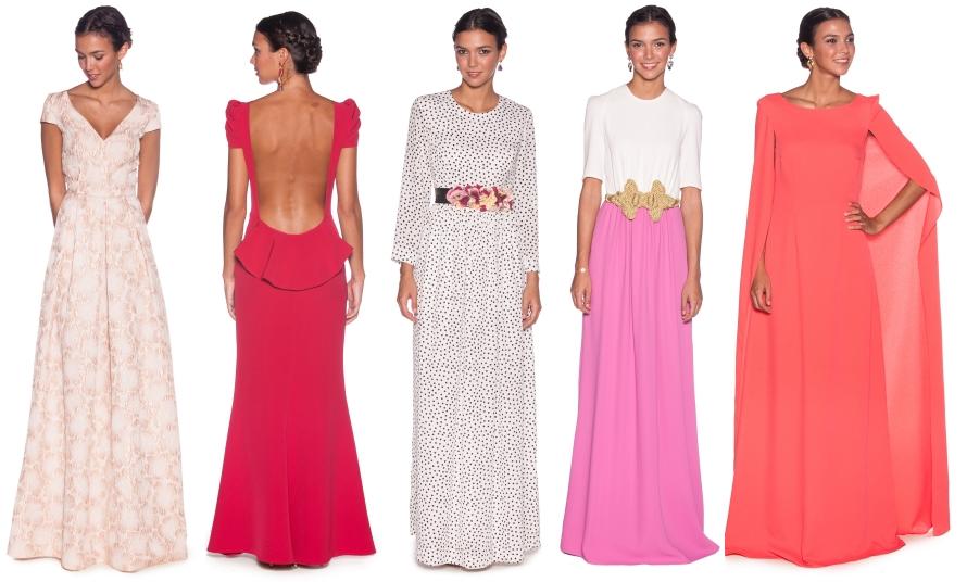Vestidos largos de alquiler en lamasmona.com