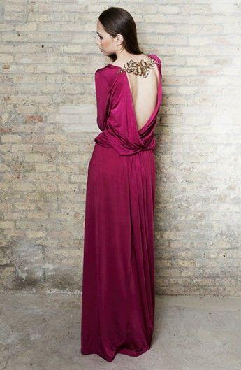 vestido de sayan lamasmona.com