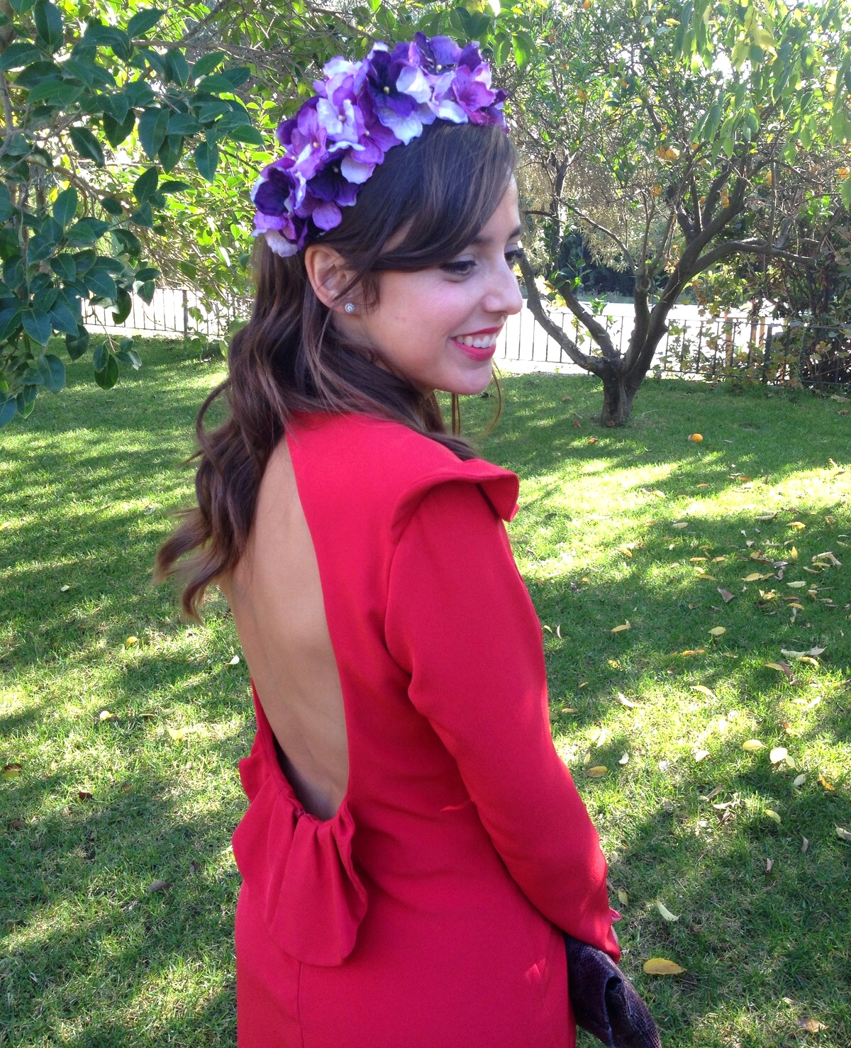 invitada de boda con look de lamasmona.com