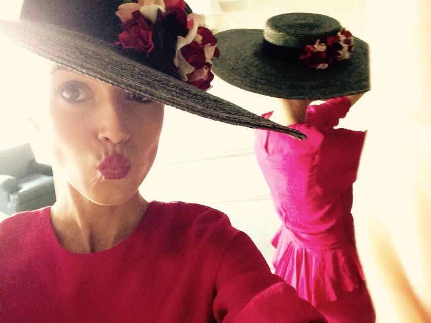 selfie invitada de boda