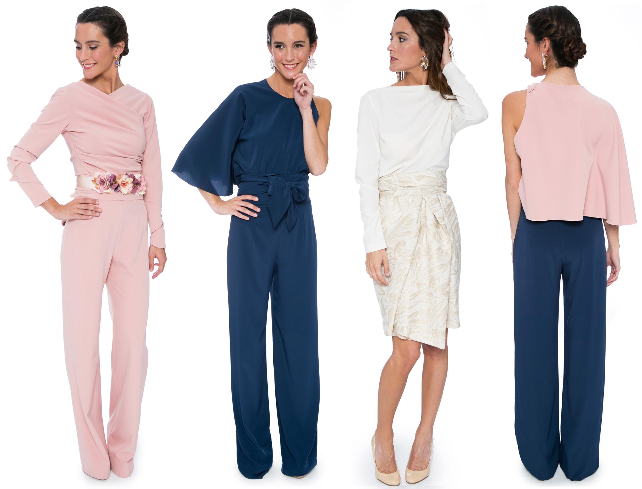 pantalones y faldas para invitada de boda de lamasmona.com