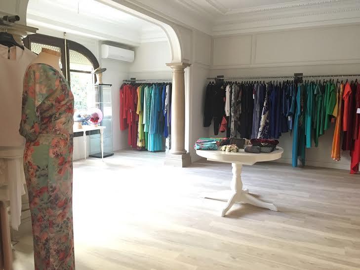 Showroom La Mas Mona.com en Barcelona
