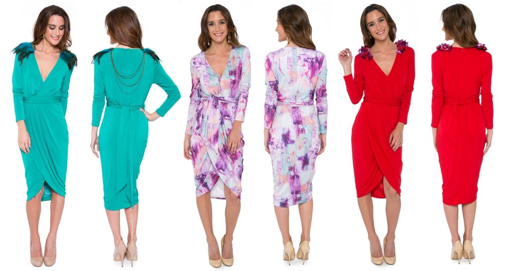 Vestidos cortos para La Mas Mona.com