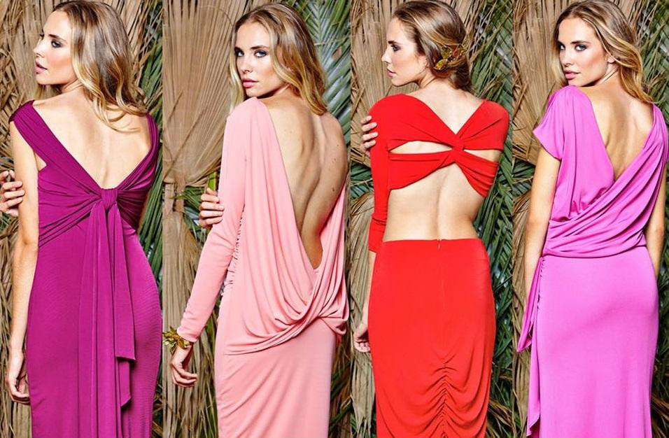 Vestidos con espaldas al aire de La Mas Mona.com